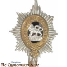Cap badge The Worcestershire Regiment, other ranks
