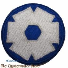 Mouwembleem 6th US Service Command (Sleeve badge 6th US Service Command)