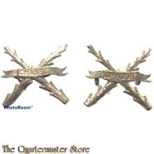 Schouderemblemen Regiment Chasse 1950-1963