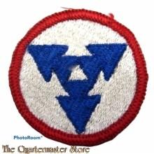 Mouwembleem 3rd Logistical Command (Sleeve badge 3rd Logistical Command)