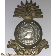 Cap badge Sherbrooke Fusiliers Regiment, 2nd Canadian Armoured Brigade.