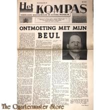 Verzetsblad Het Kompas 3e jaargang no 26