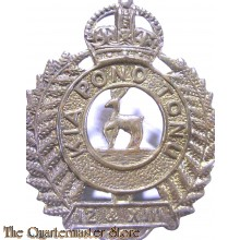 Cap badge 12th & 13th Nelson Infantry Regiment WW1 New Zealand Army