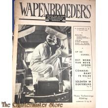 Krant, Wapenbroeders no 50 Ned Strijdkrachten in Indonesie 3e jrg 17 maart 1949