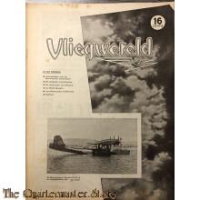 Vliegwereld jaargang 9,no 20  blz 305-320, Haarlem 15  oct 1943