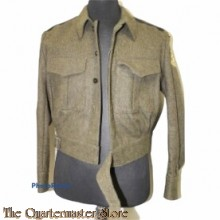 Battle dress jas en broek 2e Genietroepen 1957