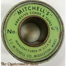 Abrasive cord and tape Mitchell's no 53