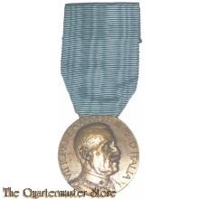 Italy - Medal Regia Aeronautica Vittorio Emanuele III Re d'Italia medaglia modello anonimo (: Long Air Command Military Medal)