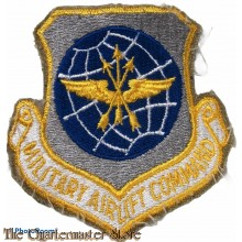 USAF Military Airlift Command patch (MAC)