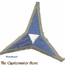 Mouwembleem 3rd Corps (Sleeve patch 3rd Corps)