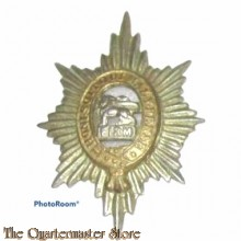 Cap badge Worcestershire and Sherwood Foresters Regiment