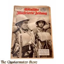 Kolnische Illustrierte Zeitung 17e jrg no 26 , 25 juni 1942