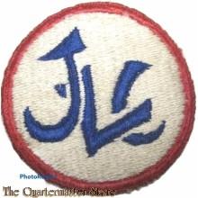 Mouwembleem US Japanese Logistic Command  (Sleeve badge US Army japanese Log Cmd )