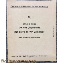 Heft für unsere Soldaten WK2 (Booklet for the German soldier WW2)