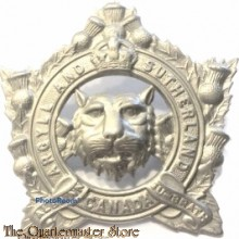 Cap badge The Argyll and Sutherland Highlanders of Canada (Princess Louise's), 4th Canadian Armoured Division