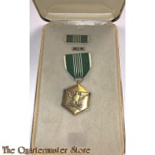 Medaille US Army Commendation in doos (Boxed Army Commendation Medal )