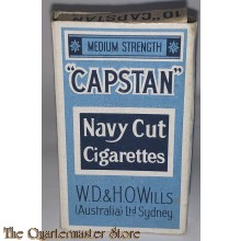 Doosje  Capstan Navy Cut (Carton Capstan Navy Cut)