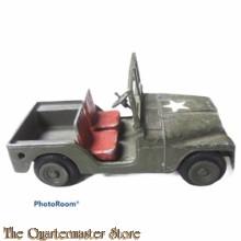 TEKNO Jeep Nr. 814  Denmark - Schaal 1/43 -