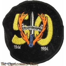 Blazer badge 50 jaar stoottroepen