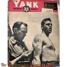 Magazine Yank Vol 4, no 25 , dec 7 1945