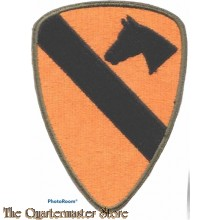 Mouwembleem 1st Cavalry Division (Sleeve patch 1st Cavalry Division)