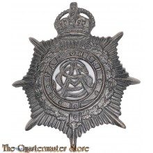 Cap badge Royal Australian Service corps WW2