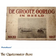 Book - de Groote oorlog in Beeld no 32 1917