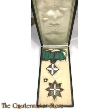 Italy - Order of Merit of the Italian Republic, Grand Cross Set Boxed