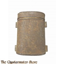 France - WW2 metal document container