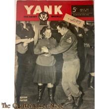 Magazine Yank Vol 4 no 11, aug 31 1945