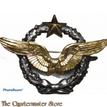 French Air Force pilot's badge