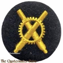 Armel abzeichen KM Mannschaft Artilleriemechaniker- Laufbahn (Trade badge artillery specialist)
