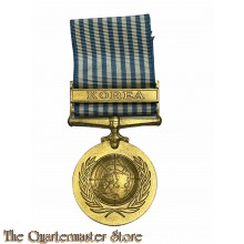 Koreamedaille van de Verenigde Naties Nederland (Dutch United Nations Service Medal for Korea)