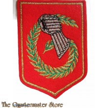 France - Insigne 6e Brigade Légère Blindée (Felt) (Legion)