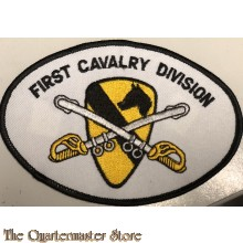 Blazer badge First Cavalry Division