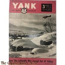 Magazine Yank Vol 3 no 30 , jan 7 1945