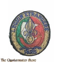 France - Blazer badge Legion Etrangere Paris