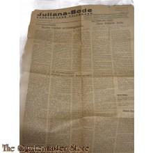 Dagblad voor Palembang Juliana Bode no 291 3e jaargang 24 dec 1948