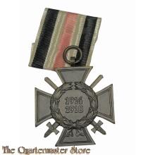 Ehrenkreuz für Frontkämpfer (Hindenburg Cross  for combattants 1914-18)  O 8?