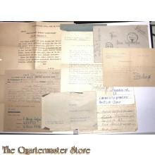 Papierwerk 3/Fsch PZ Aufkl abt Herman Göring Grenadier Heinz Leyendecker