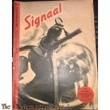 Zeitschrift Signaal H no 9, Mei 1942 2 wekelijks geillustreerde (Signaal no 9, 1942 dutch 2 weekly journal)