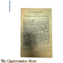 Zangbundel voor het Nederlandsche Leger pre 1940
