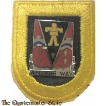 Beret flash 509th Parachute Infantry Regiment