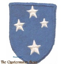 Mouwembleem 23rd Infantry Division (Sleeve patch 23rd Infantry Division)