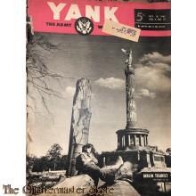 Magazine Yank Vol 4, no 18 ,Oct 19 1945