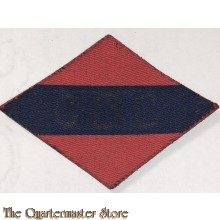 Formation patch 4 Dental Company , CDC , 1st Canadian Corps (canvas)