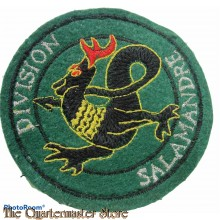 France - Division Salamandre Multi-National Division Incl Foreign Legion