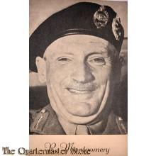 Ansicht kaart R Montgomery 1944/45