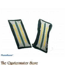 KM Kragen spiegel Manschafft Kusten Artillerie (KM Collar tabs EM/NCO Coastal Artillery)