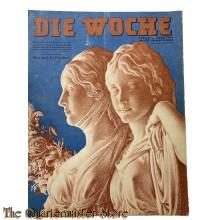 Zeitschrift Die Woche, heft 10 ,  Marz 1944
